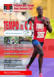 Tempo in C flyer