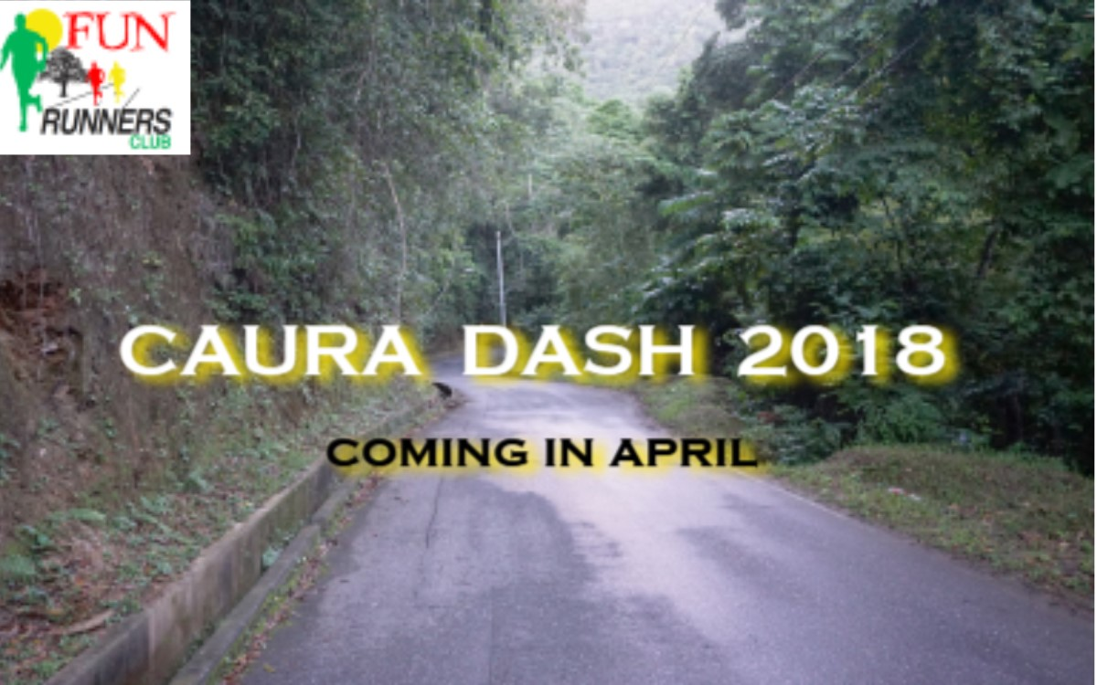 Caura Dash 2018 is coming in April