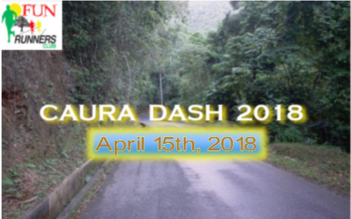 Caura Dash 2018 - RESULTS