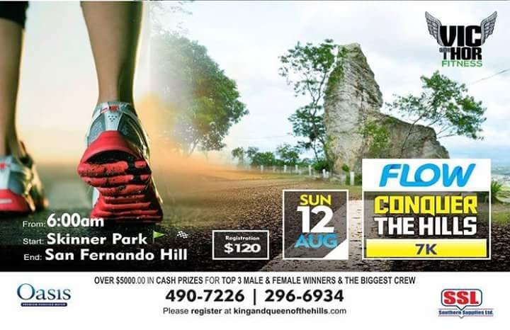 Conquer the Hills 2018