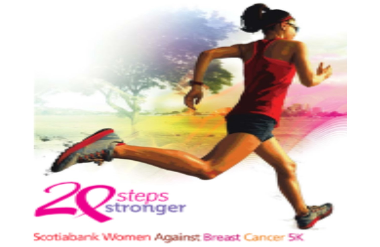 Scotiabank Women Against Breast Cancer 5k