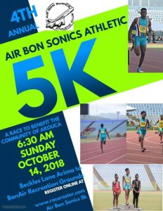 Air Bon Sonics 5k