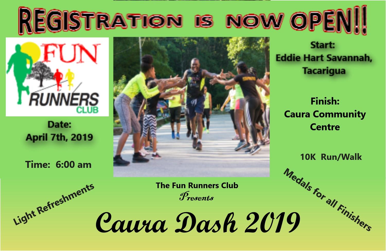 Caura Dash 2019