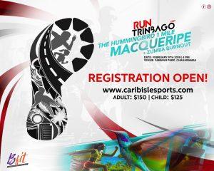 Run Trinbago - Hummingbird 1 Mile