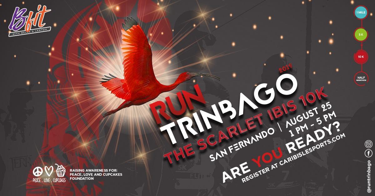Run Trinbago - Scarlet Ibis 10K