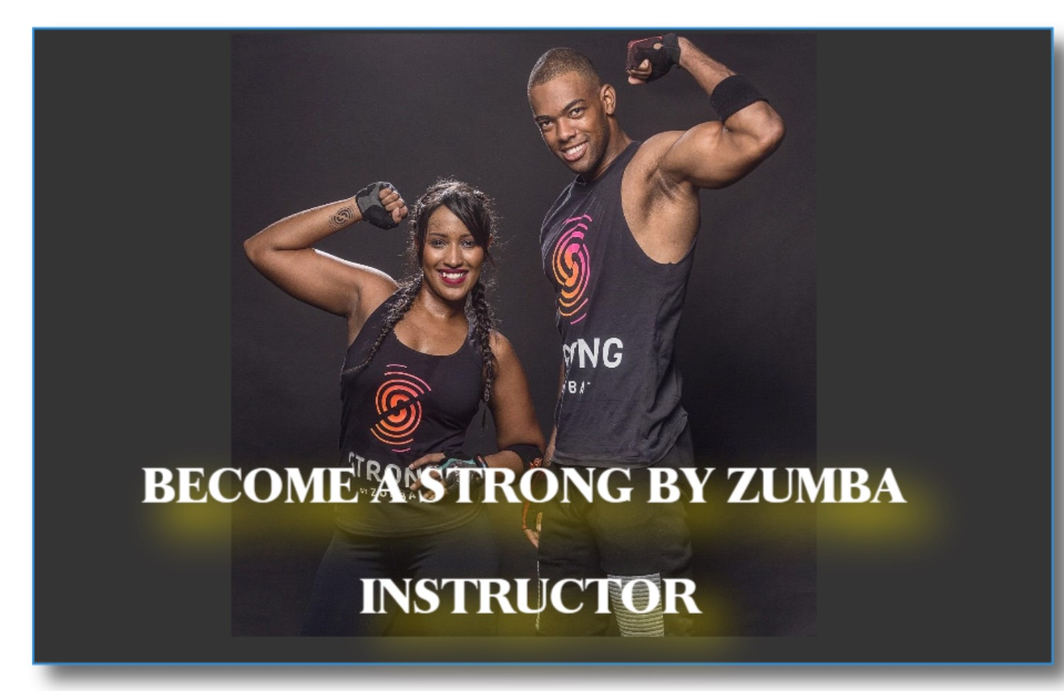 Pre-Register for Strong by Zumba Instructor training