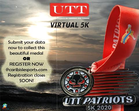 UTT Virtual 5k Walk/Run